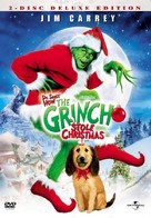 How the Grinch Stole Christmas - Movie Cover (xs thumbnail)
