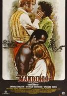 Mandingo - Spanish Movie Poster (xs thumbnail)
