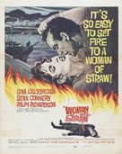 Woman of Straw - Movie Poster (xs thumbnail)