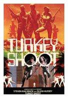 Turkey Shoot - Danish Movie Poster (xs thumbnail)