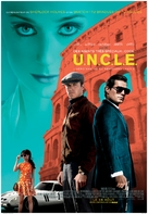 The Man from U.N.C.L.E. - Canadian Movie Poster (xs thumbnail)