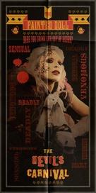 The Devil's Carnival - Movie Poster (xs thumbnail)