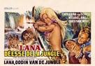Lana - Königin der Amazonen - Belgian Movie Poster (xs thumbnail)