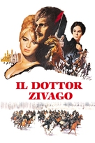 Doctor Zhivago - Italian DVD movie cover (xs thumbnail)