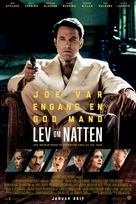Live by Night - Danish Movie Poster (xs thumbnail)