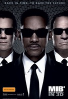 Men in Black 3 - Australian Movie Poster (xs thumbnail)