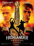 Highlander: Endgame - French Movie Poster (xs thumbnail)