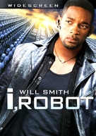 I, Robot - DVD cover (xs thumbnail)