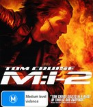 Mission: Impossible II - Australian Movie Cover (xs thumbnail)