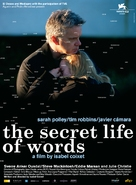 The Secret Life of Words - Movie Poster (xs thumbnail)