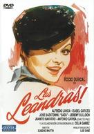 Las leandras - Spanish Movie Cover (xs thumbnail)