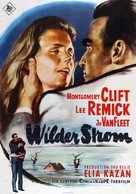 Wild River - German Movie Poster (xs thumbnail)
