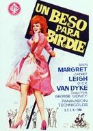 Bye Bye Birdie - Spanish Movie Poster (xs thumbnail)