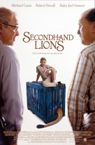 Secondhand Lions - Movie Poster (xs thumbnail)