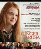 Ginger & Rosa - For your consideration movie poster (xs thumbnail)