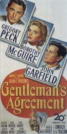 Gentleman's Agreement - Movie Poster (xs thumbnail)