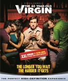 The 40 Year Old Virgin - Blu-Ray cover (xs thumbnail)