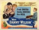 Meet Danny Wilson - Movie Poster (xs thumbnail)