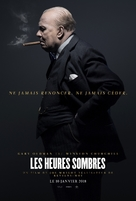 Darkest Hour - French Movie Poster (xs thumbnail)