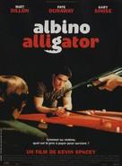 Albino Alligator - French Movie Poster (xs thumbnail)