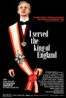 Obsluhoval jsem anglickèho krále - Movie Poster (xs thumbnail)