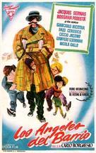 Gli angeli del quartiere - Spanish Movie Poster (xs thumbnail)