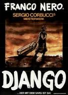 Django - German Movie Poster (xs thumbnail)