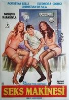 Conviene far bene l'amore - Turkish Movie Poster (xs thumbnail)