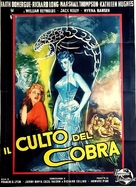 Cult of the Cobra - Italian Movie Poster (xs thumbnail)