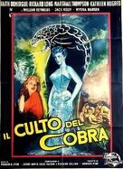 Cult of the Cobra - Italian Movie Poster (xs thumbnail)