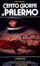 Cento giorni a Palermo - Italian Movie Poster (xs thumbnail)