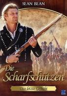 Sharpe's Challenge - German Movie Poster (xs thumbnail)
