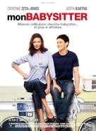 The Rebound - French Movie Poster (xs thumbnail)
