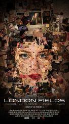 London Fields - British Movie Poster (xs thumbnail)