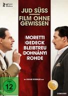Jud Süss - Film ohne Gewissen - German DVD cover (xs thumbnail)