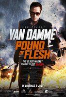 Pound of Flesh - Malaysian Movie Poster (xs thumbnail)