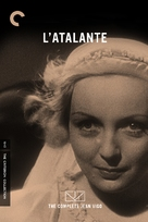 L'Atalante - DVD movie cover (xs thumbnail)