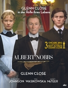 Albert Nobbs - Swiss Movie Poster (xs thumbnail)