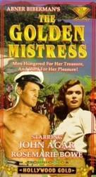 The Golden Mistress - VHS cover (xs thumbnail)
