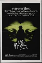 Monsieur Klein - Movie Poster (xs thumbnail)