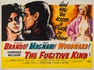 The Fugitive Kind - British Movie Poster (xs thumbnail)