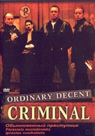 Ordinary Decent Criminal - Russian DVD movie cover (xs thumbnail)