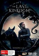 """The Last Kingdom"" - Australian DVD movie cover (xs thumbnail)"