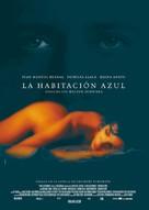 La habitación azul - Spanish Movie Poster (xs thumbnail)