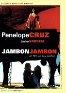 Jamón, jamón - French Movie Cover (xs thumbnail)