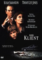The Client - German Movie Cover (xs thumbnail)