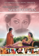 Siddhartha - Hungarian DVD cover (xs thumbnail)