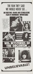 W.R. - Misterije organizma - Australian Movie Poster (xs thumbnail)