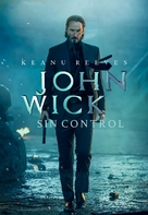 John Wick - Argentinian Movie Cover (xs thumbnail)