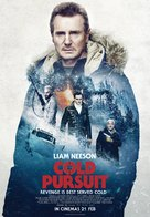 Cold Pursuit - Malaysian Movie Poster (xs thumbnail)